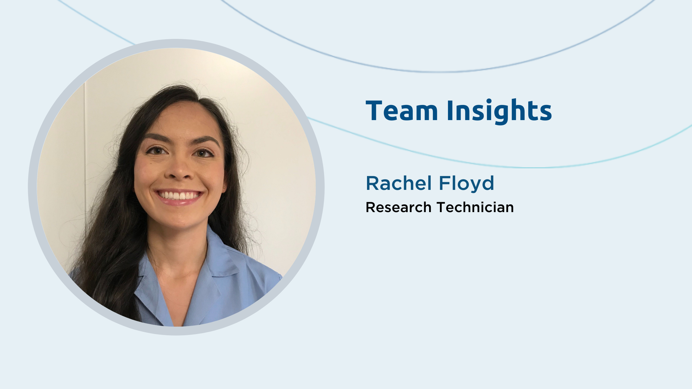 Team Insights: Rachel Floyd